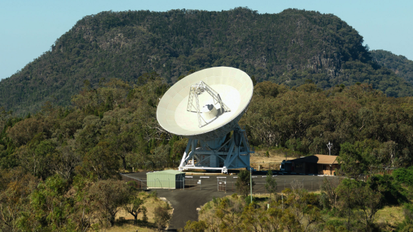 Mopra Radio Telescope CSIRO Australia Telescope National Facility