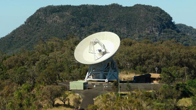 Mopra Radio Telescope CSIRO Australia Telescope National Facility